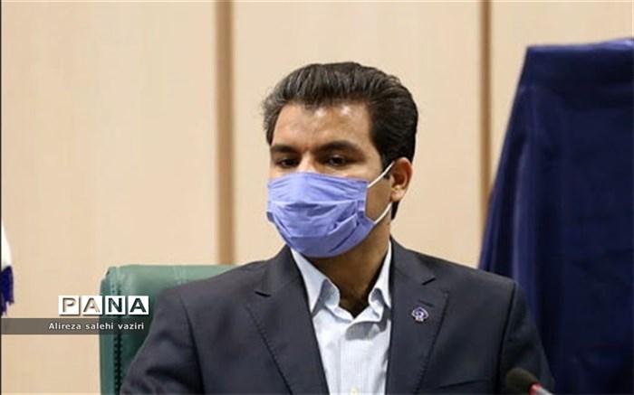 بیش از 800 بیمار کرونایی در استان یزد بستری هستند