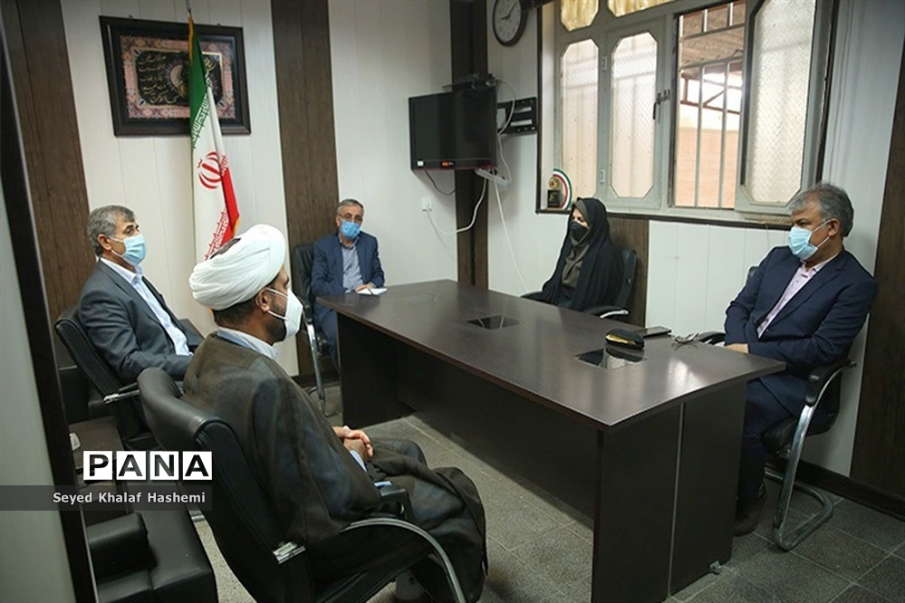 جلسه  هیئت بازرسی انتخابات استان بوشهر