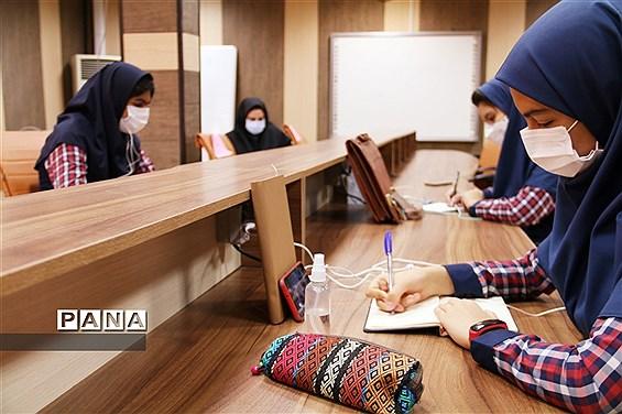 سومین روز و اختتامیه دوره آموزش خبرنگاری دختران در امیدیه