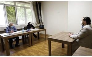مصاحبه عمومی و تخصصی پذیرفتهشدگان آزمون استخدامی متمرکز آغاز شد