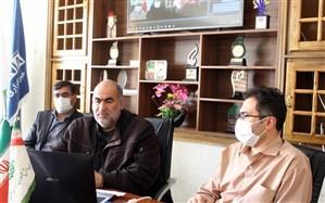 نشست هیات رئیسه مجلس دانش آموزی آذربایجان غربی برگزار شد