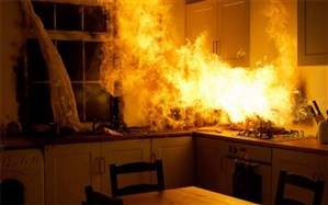 عواملی که در خانه باعث آتشسوزی میشود