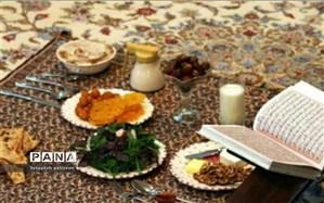 پیرویاز یک برنامه غذاییصحیح در ایام ماه مبارک رمضان از اهمیت ویژهایبرخوردار است