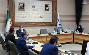 جلسه کارگروه هماهنگی اجرای برنامه سنجش صلاحیت و توسعه شایستگی آذربایجان شرقی برگزار شد