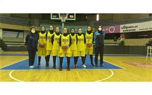 مربیان و اعضای  تیم ملی بسکتبال زیر ۱۵ سال مهارتهای چالشی دختران و پسرانایران معرفی شدند