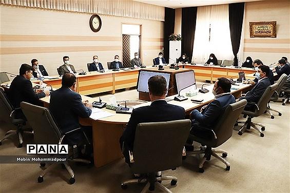 جلسه هماهنگی کمیته های ستاد بزرگداشت مقام معلم استان آذربایجان شرقی