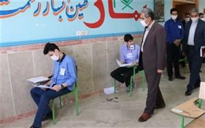 آزمون نهایی ۶۹ هزار دانشآموز البرزی حضوری برگزار میشود