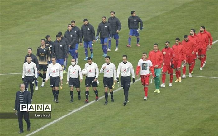 دیدار تیمهای استقلال و پرسپولیس