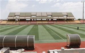 ورزشگاه محل برگزاری دو بازی لیگ یک مشخص شد