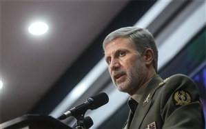 تبریک وزیر دفاع ایران به وزرای دفاع 13 کشور اسلامی
