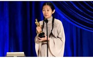اسکار در دستان اولین زن رنگینپوست و آسیاییتبار