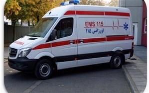 انجام  بیش از 2500 مورد خدمت رسانی توسط اورژانس نیشابور در فروردین ۱۴۰۰
