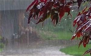 بارشهای همرفتی میهمان کم بارشترین استان کشور