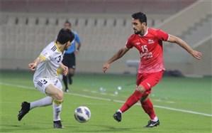 لیگ قهرمانان آسیا؛ تراکتور امیدوار ماند