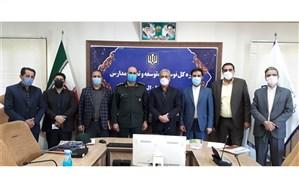 نخستین جلسه «قرارگاه جهادگران مدرسهساز استان البرز» تشکیل شد