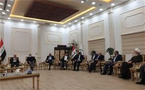 ظریف به رهبران جریانات سیاسی عراق چه گفت؟