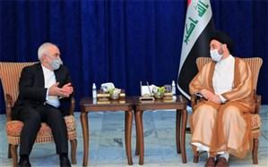 ظریف: روابط عمیق ایران و عراق به نفع ثبات و امنیت منطقه است