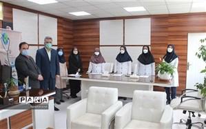 برگزاری آیین تجلیل از مراقبین سلامت منطقه 19  در کانال شاد