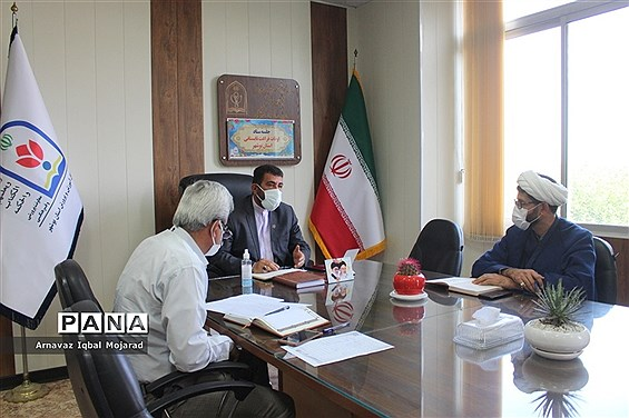 جلسه ستاد اوقات فراغت تابستانی استان بوشهر