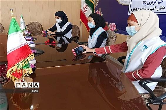 سومین روز دوره آموزشی خبرنگاران دختر پانا شهرستانها و مناطق استان بوشهر