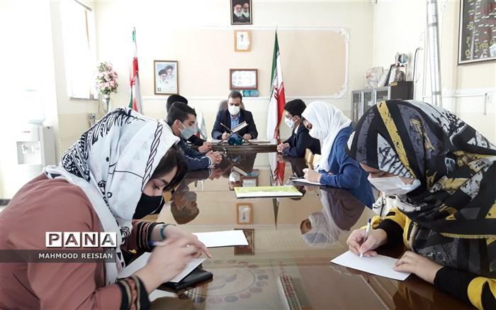 جلسهی توجیهی خبرنگاران پانای شهرضا