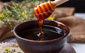 فواید عسل گندم سیاه