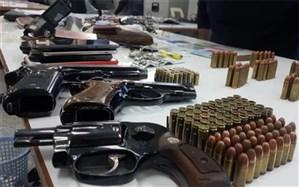 دستگیری فروشنده سلاح در فضای مجازی