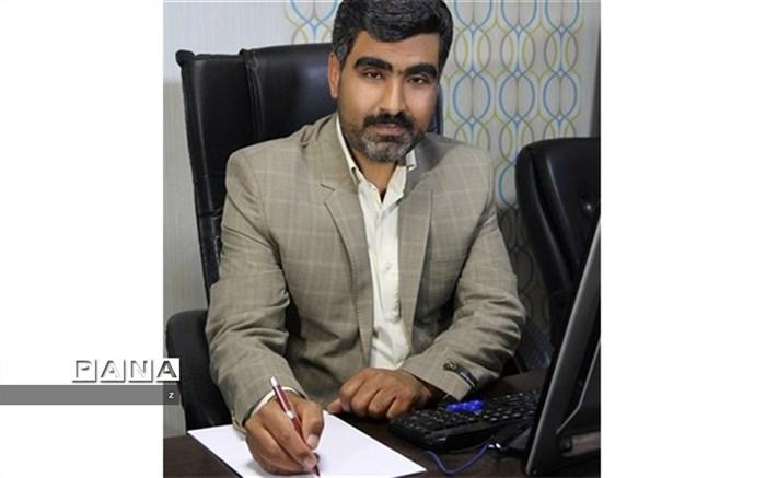 پیام رئیس سازمان دانش آموزی استان کرمان به مناسبت هفته معلم