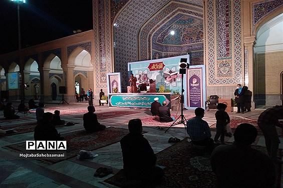برگزاری مراسم شب نوزدهم رمضان از زیارتگاه شهید آیت الله مدرس