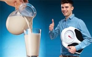 رژیم شیر و  کاهش وزن