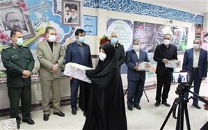 برگزاری آیین نمادین  زنگ سپاس معلم در اردبیل