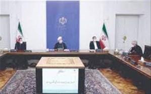 روحانی: عدهای کماکان بهدنبال ممانعت از کاهش قیمت ارز هستند
