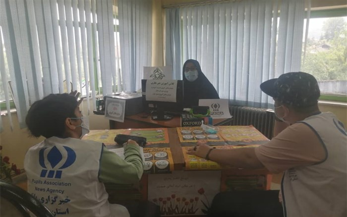 آخرین روز دوره آموزش خبرنگاری استان گیلان، ویژه  پسران برگزار شد