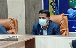 آیین تجلیل از پیشکسوتان فرهنگی در شهرستان امیدیه