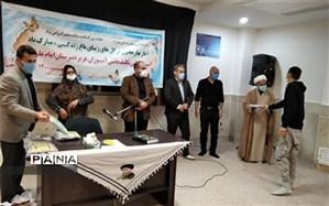 جشن تشرف بندگی در حوزه علمیه امام موسی کاظم برگزار شد
