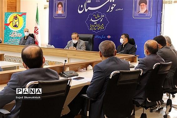 نشست شورای فرهنگی اجتماعی استان خوزستان