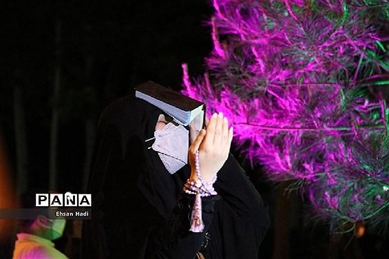 مراسم احیاء شب بیست و یک رمضان در مشهد