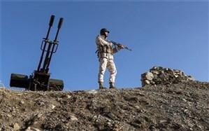 شهادت یک مرزبان در درگیری با اشرار مسلح ضدانقلاب در مریوان