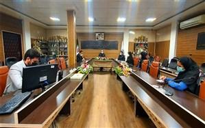 برگزاری جلسه نمایندگان مجلس دانشآموزی