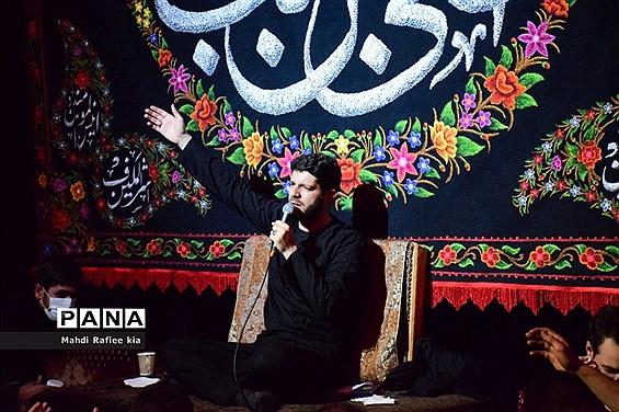 مراسم احیاء شب بیستو یکم ماه رمضان