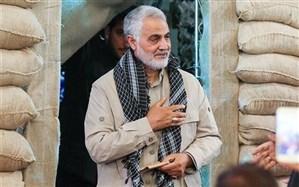 پخش تصاویری از عملیاتهای سردار سلیمانی