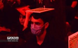 توصیههای کرونایی؛ در زمان حضور در مراسم احیا، به هیچ وجه ماسک را برندارید