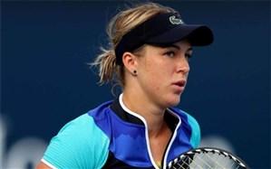 تنیس اوپن فرانسه؛ اعجوبه روس فینالیست شد
