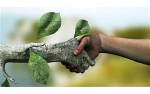 همکاری و همیاری سازمان محیط زیست با آموزش و پرورش منطقه ۱۵