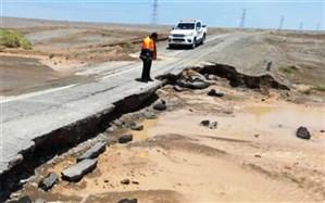خسارت 400 میلیارد ریالی بارندگی به جاده های سیستان و بلوچستان