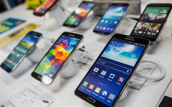 واردات تلفن همراه