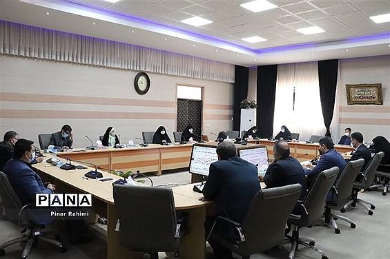 برگزاری شورای برنامهریزی سازمان دانش آموزی آذربایجان شرقی