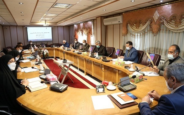 برگزاری جلسه هماهنگی ستاد ثبت نام دراردبیل