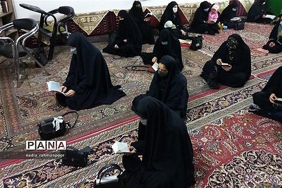 مراسم احیاءشب بیست و سوم ماه رمضان