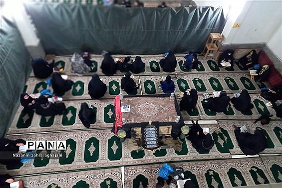 شب بیست و سوم ماه رمضان در رباط کریم